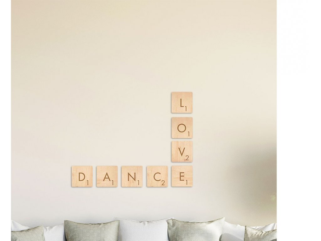 SCRABBLE SADA Love_Dance