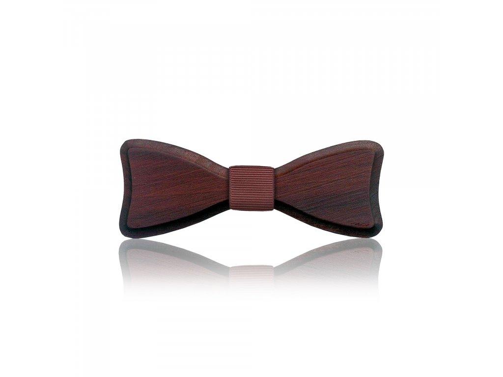 Dřevěný motýlek - Gentleman