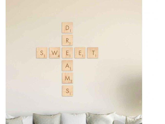 SCRABBLE SADA Sweet_Dreams