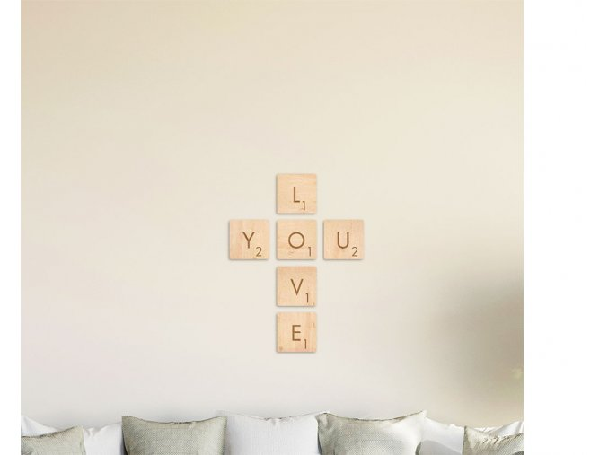 SCRABBLE SADA Love_You