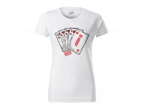 damske triko valentyn karty