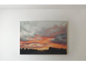Obraz dawn - 80 x 60 cm