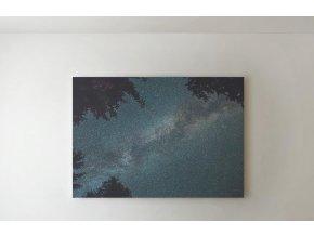 Obraz mléčná dráha - 80 x 60 cm