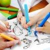 omalovanky deti maluji