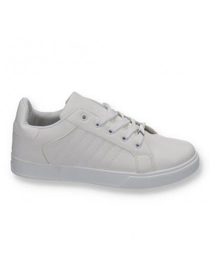 biele damske tenisky AB273 1