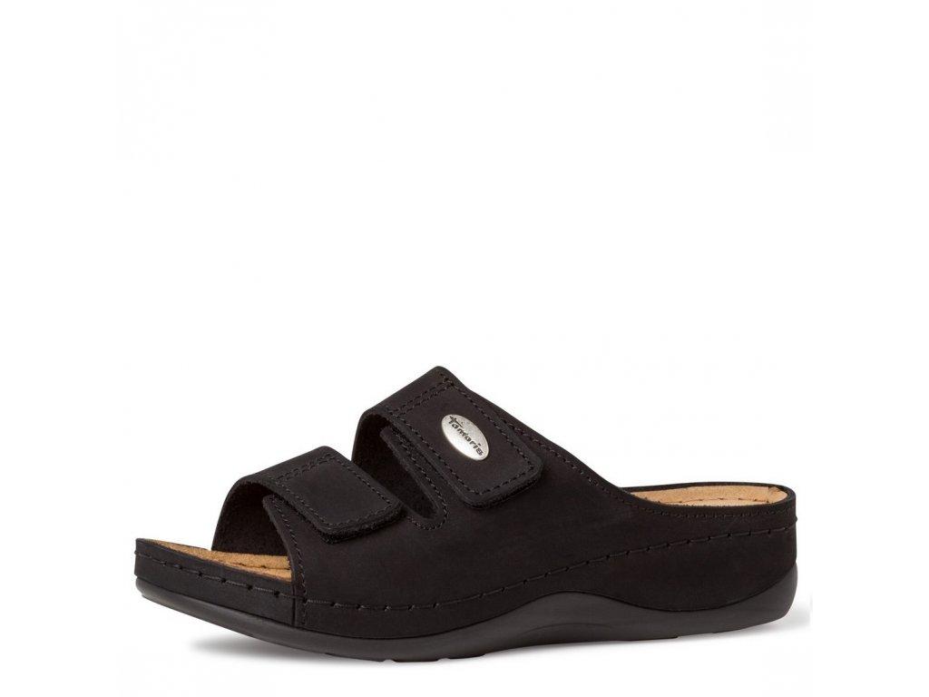 Dámské pantofle Tamaris 1-27510-25 černá pz0