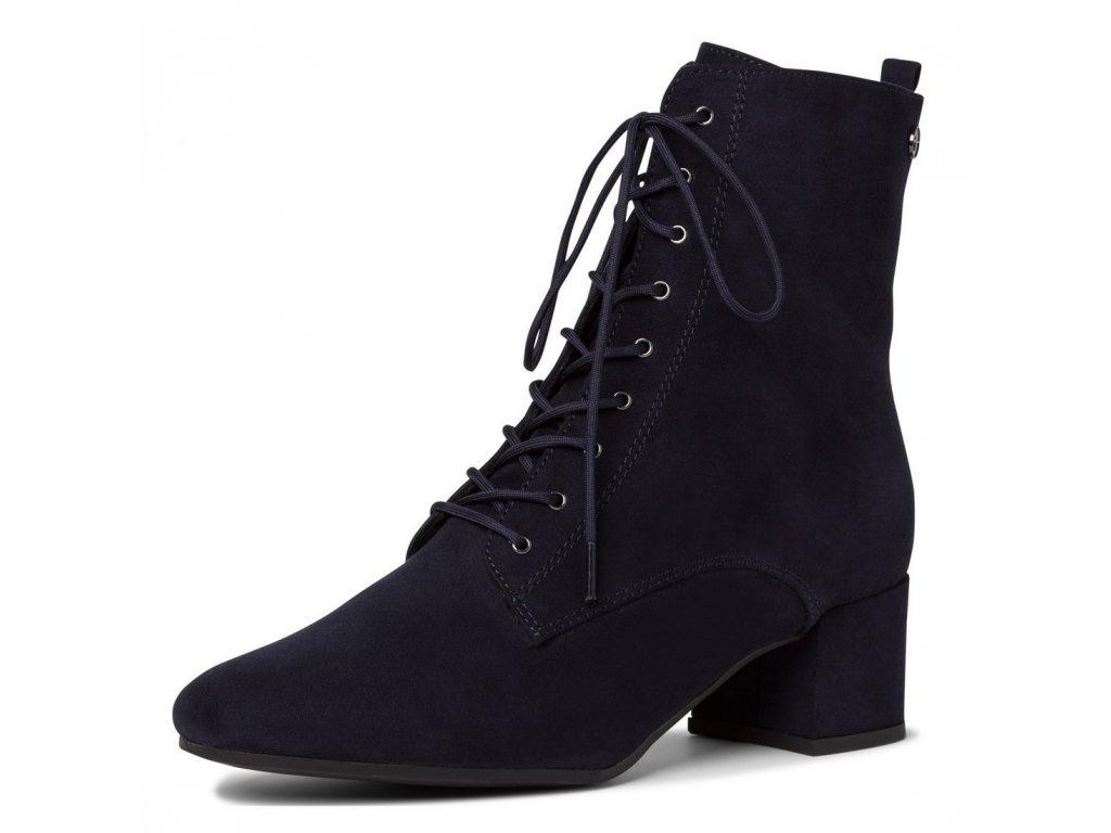 Dámská obuv Tamaris 1-25102-25 modrá pz0