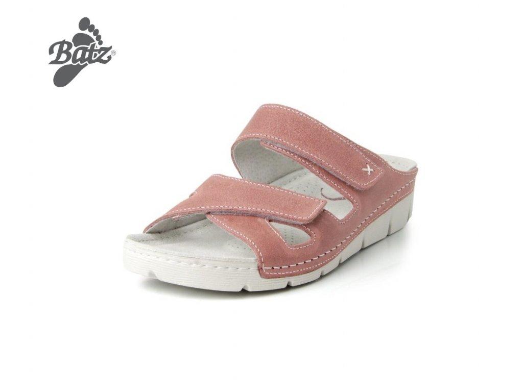 Batz dámské zdravotní pantofle Emilia Violet  466d0b0471