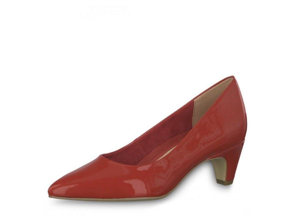 33803c6476 Dámská obuv Tamaris 1-22428-22 Chili Patent j l9