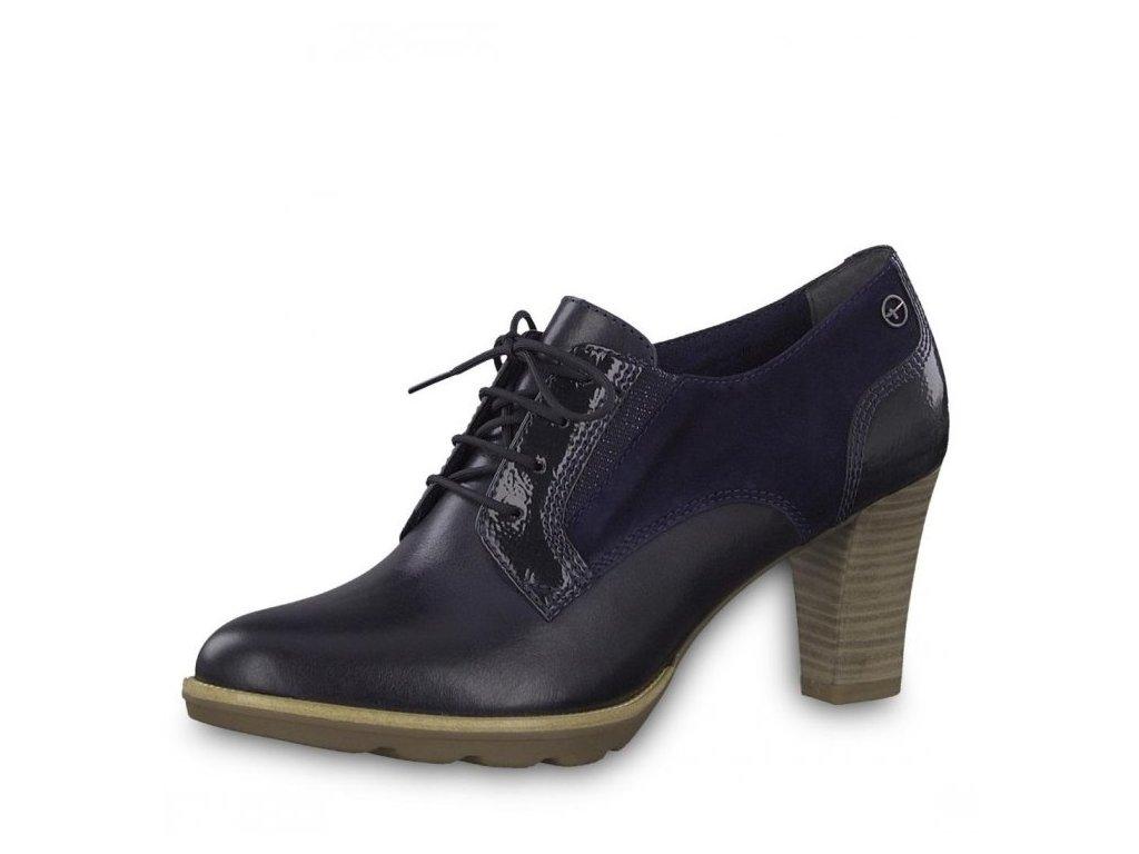 Dámská obuv Tamaris 1-23300-22 Navy Comb  d10044e11a7