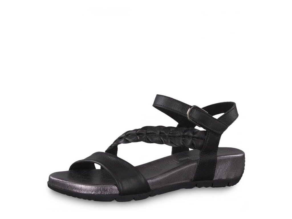 Dámské sandály Tamaris 1-28232-22 black j/l9