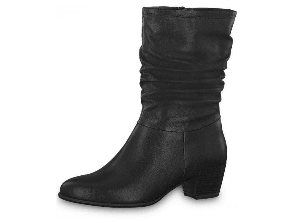 Dámská obuv Tamaris 1-25339-23/černá p/z9
