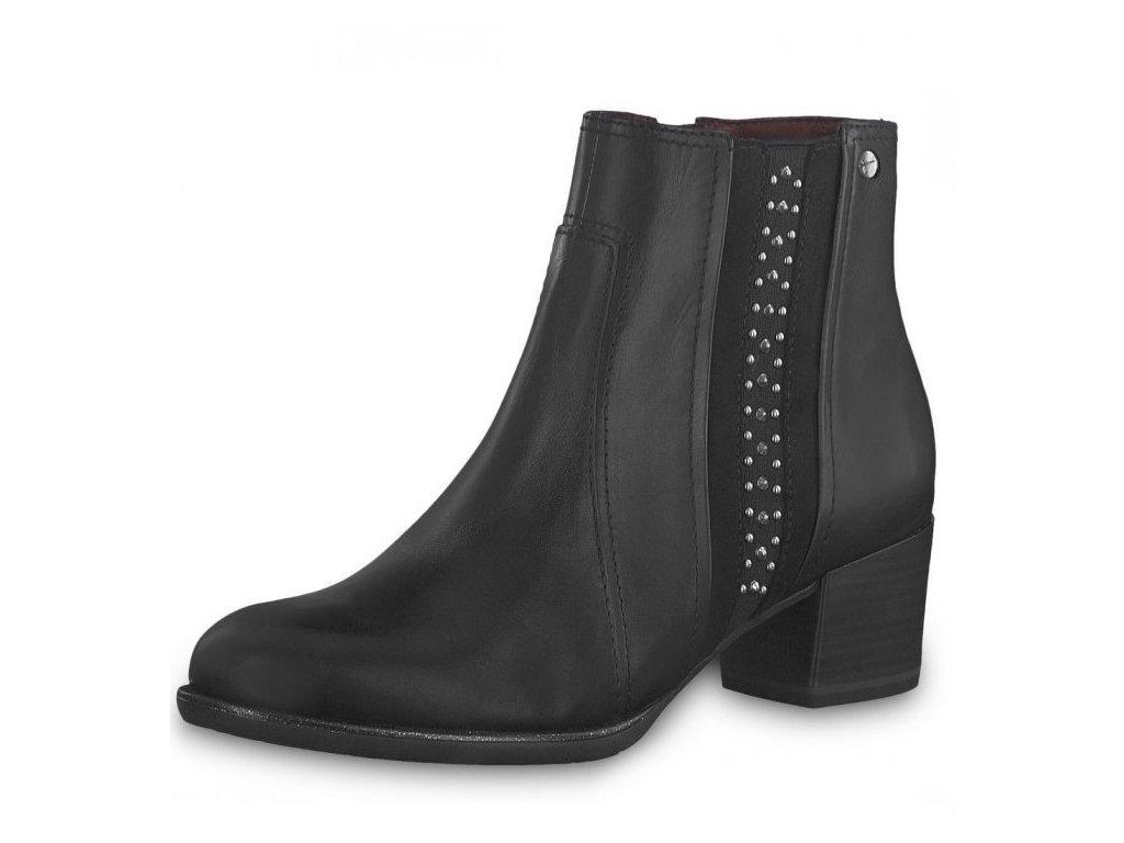 Dámská obuv Tamaris 1-25360-23/černá p/z9