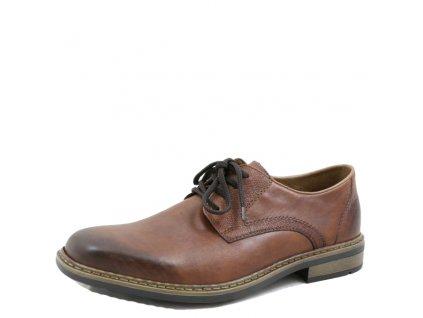 4271 4 panska kozena obuv rieker b1224 24 akce barva hneda velikost 42