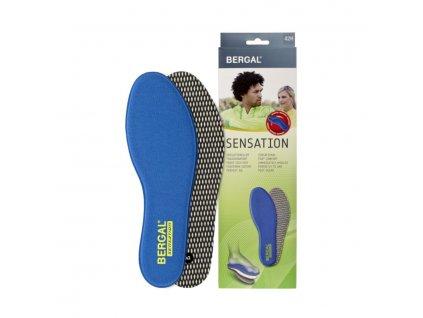 Sensation-vložky s paměťovou pěnou