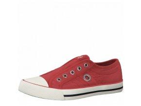 Dámská obuv S.Oliver 5-24635-24 červená  c20