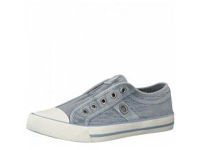 Dámská obuv S.Oliver 5-24635-24 modrá c20