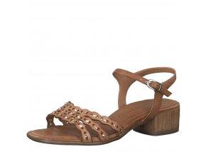 Dámské sandály Tamaris 1-28223-24 hnědá jl20