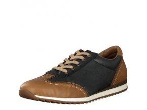rieker herren sneaker braun 19342 24 7