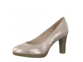 Dámská obuv Tamaris 1-22410-22 Metallic