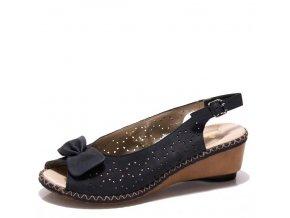 Dámské sandály Rieker 66178-14 Blue j/l9