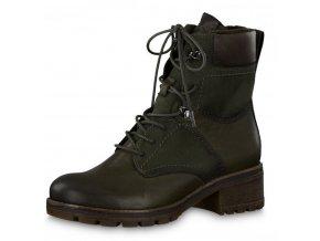 Dámská obuv Tamaris 1-25241-23/zelená p/z9