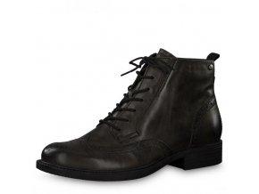Dámská obuv Tamaris 1-25106-23 olivová p/z9