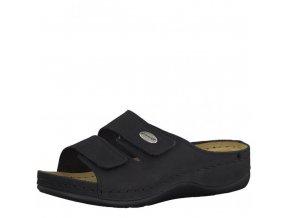 Dámské pantofle Tamaris 1-27510-2/černá p/z9