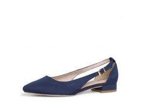 Dámské boty Tamaris 1-22112-24 Navy c20