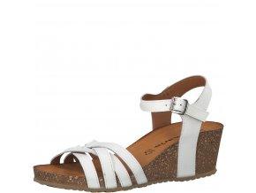 Dámské sandály Tamaris 1-28342-24 bílá jl20