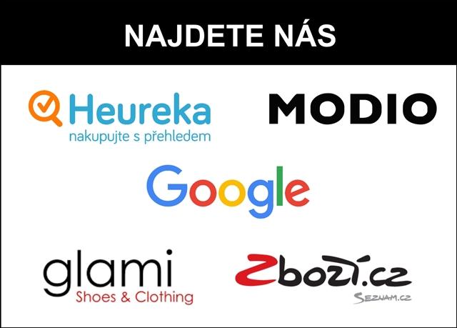 Obuv-beako.cz najdete na zboží.cz, heureka.cz, google.cz, glami.cz, modio.cz