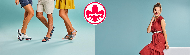 Rieker obuv Beako - tradice a kvalita od roku 1992