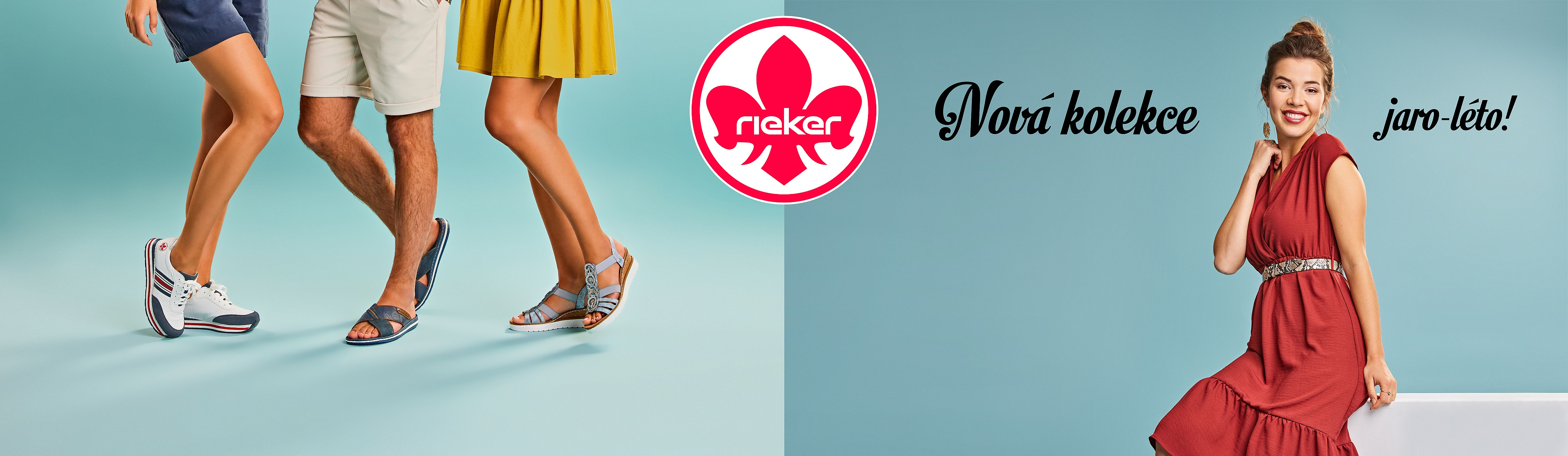 Rieker kolekce obuvi - Obuv Beako - Tradice a kvalita od roku 1992