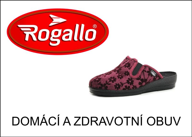 Domácí obuv Rogallo