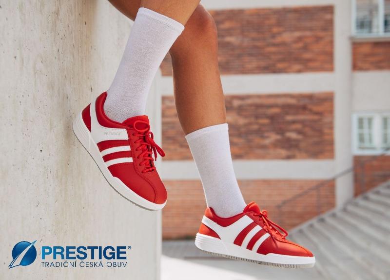 Prestige tradiční česká obuv