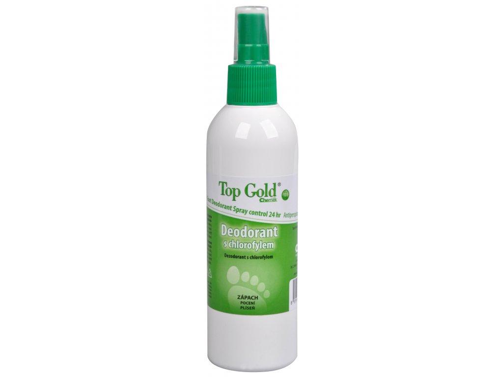 Péče o nohy a obuv + ruce Deodoranty na nohy proti pocení Deodorant s chlorofylem + TeaTree Oil 150 g