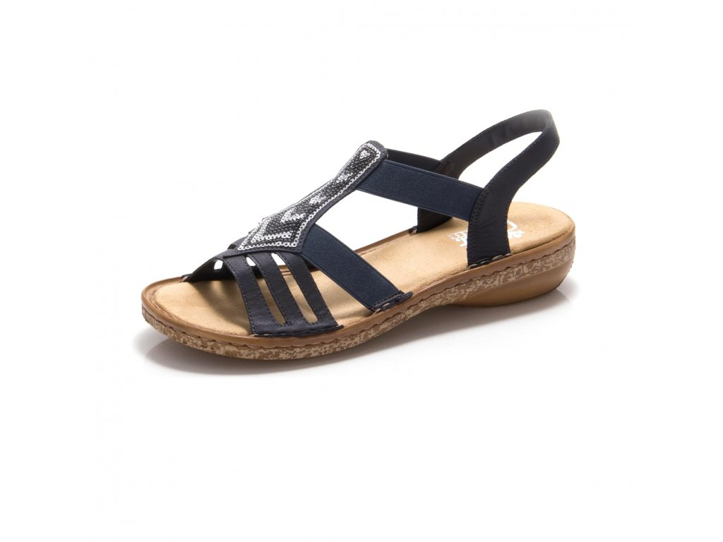 Dámská obuv Rieker 62821-14