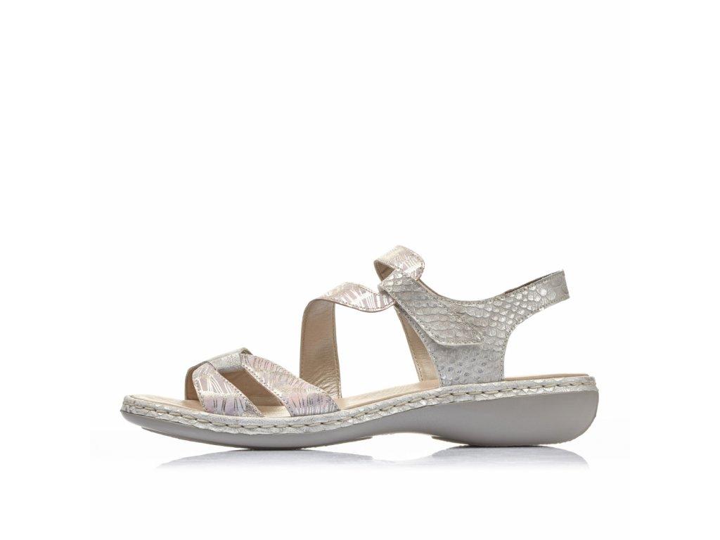 Dámská obuv Rieker 65969-90