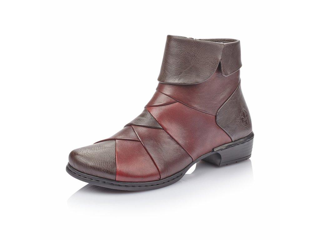 Dámská obuv Rieker 72291-25