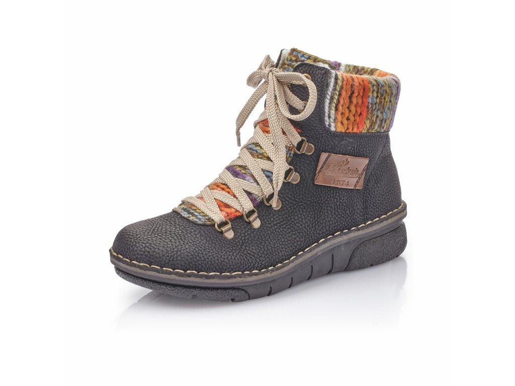 Dámská obuv Rieker 73343-00