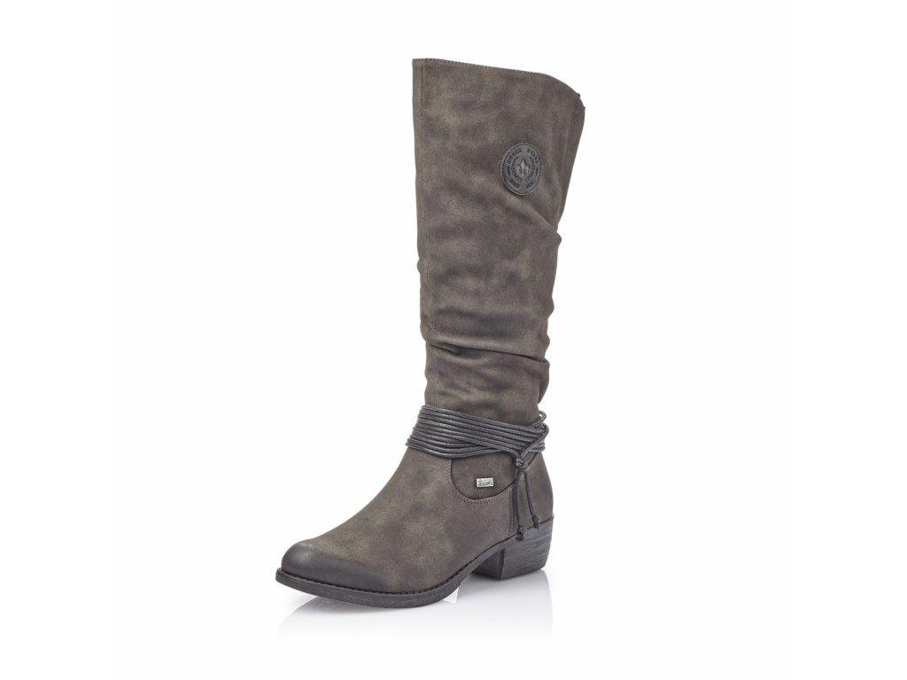 Dámská obuv Rieker 93154-45