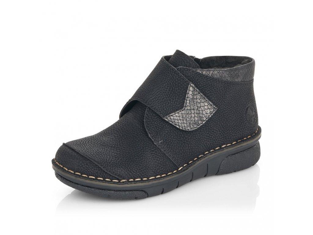 Dámská obuv Rieker 53384-00