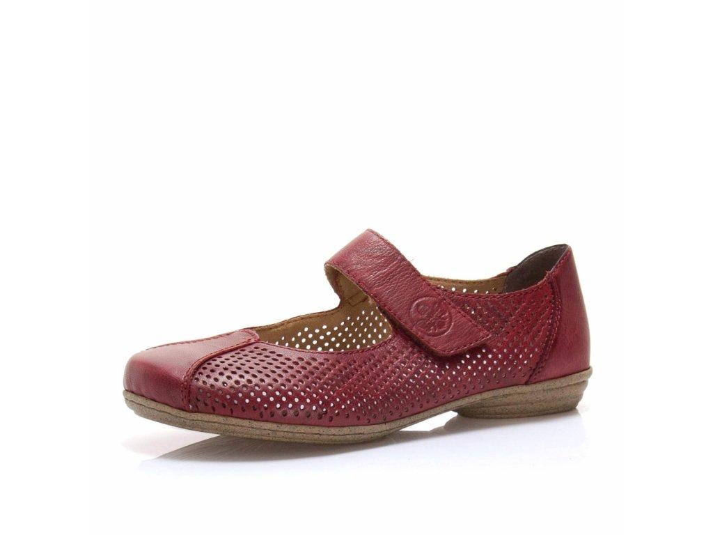Dámská obuv Rieker 53977-35
