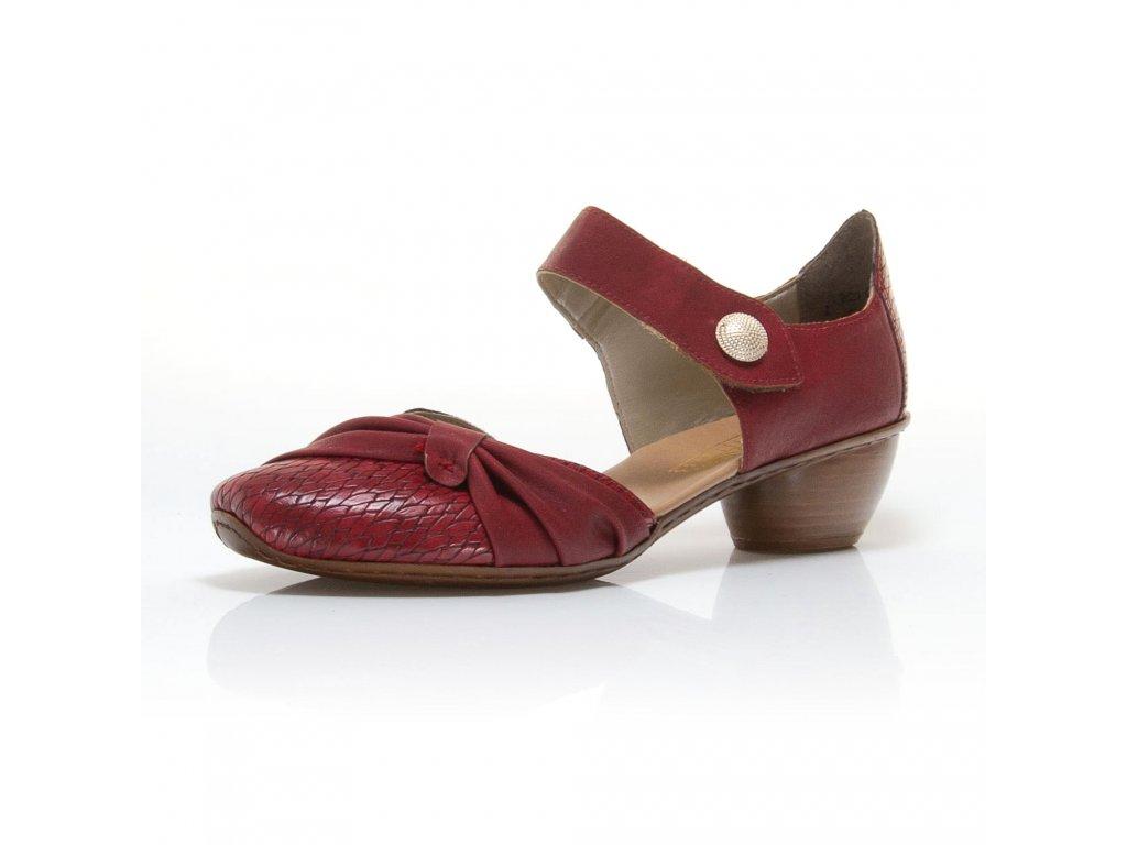 Dámská obuv Rieker 43722-35