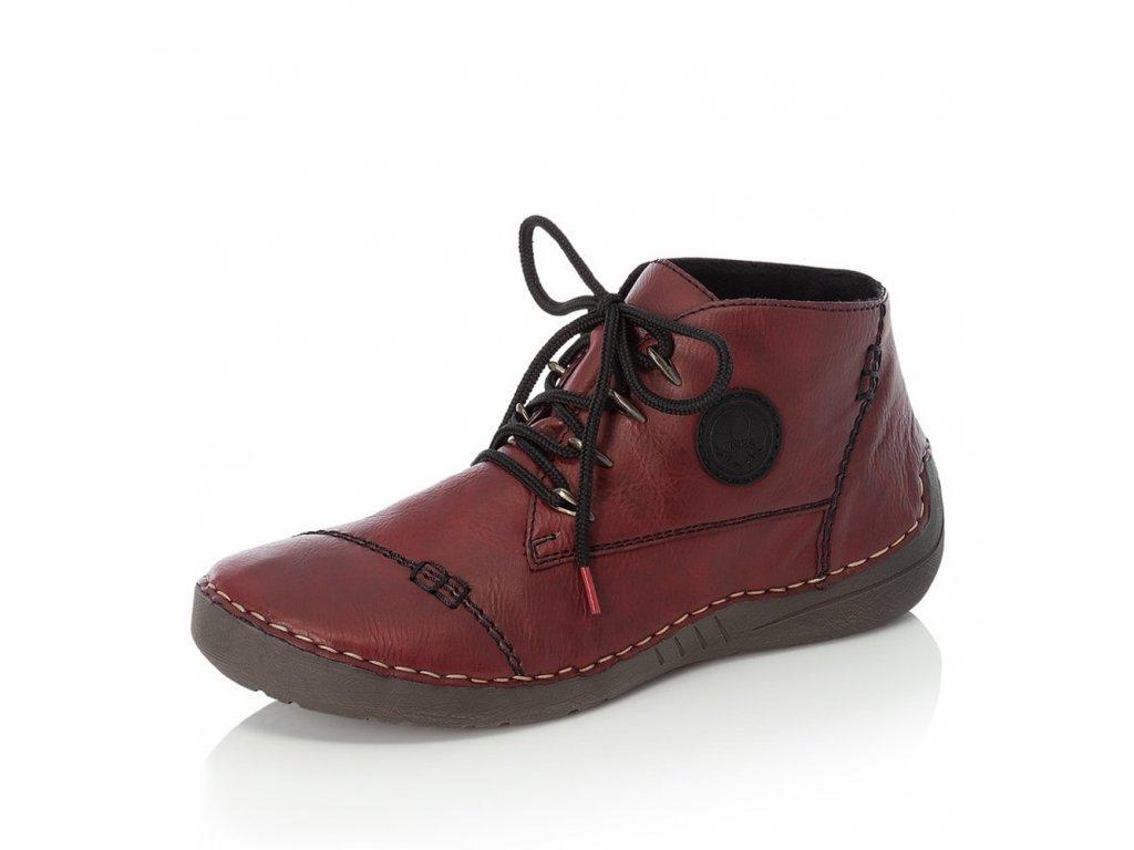 Dámská obuv Rieker 52502-35