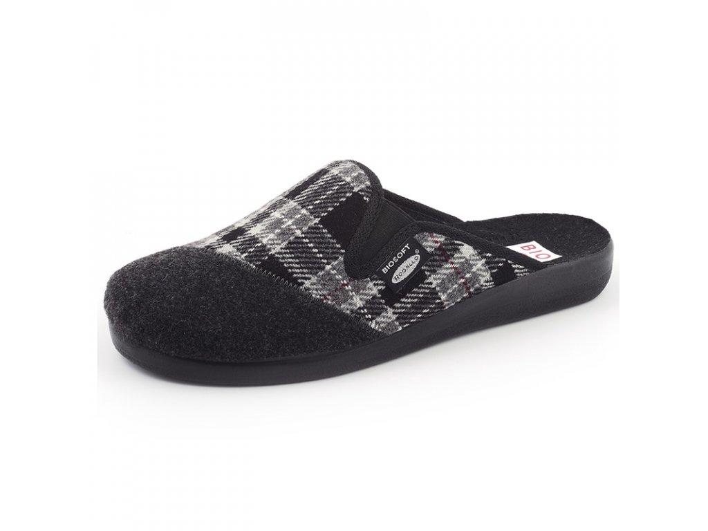 Pánské pantofle Rogallo 6074-004