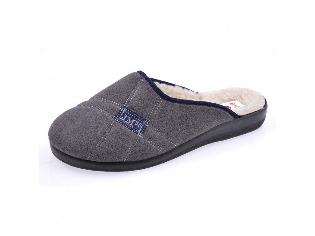 Pánské pantofle Rogallo 4110-006