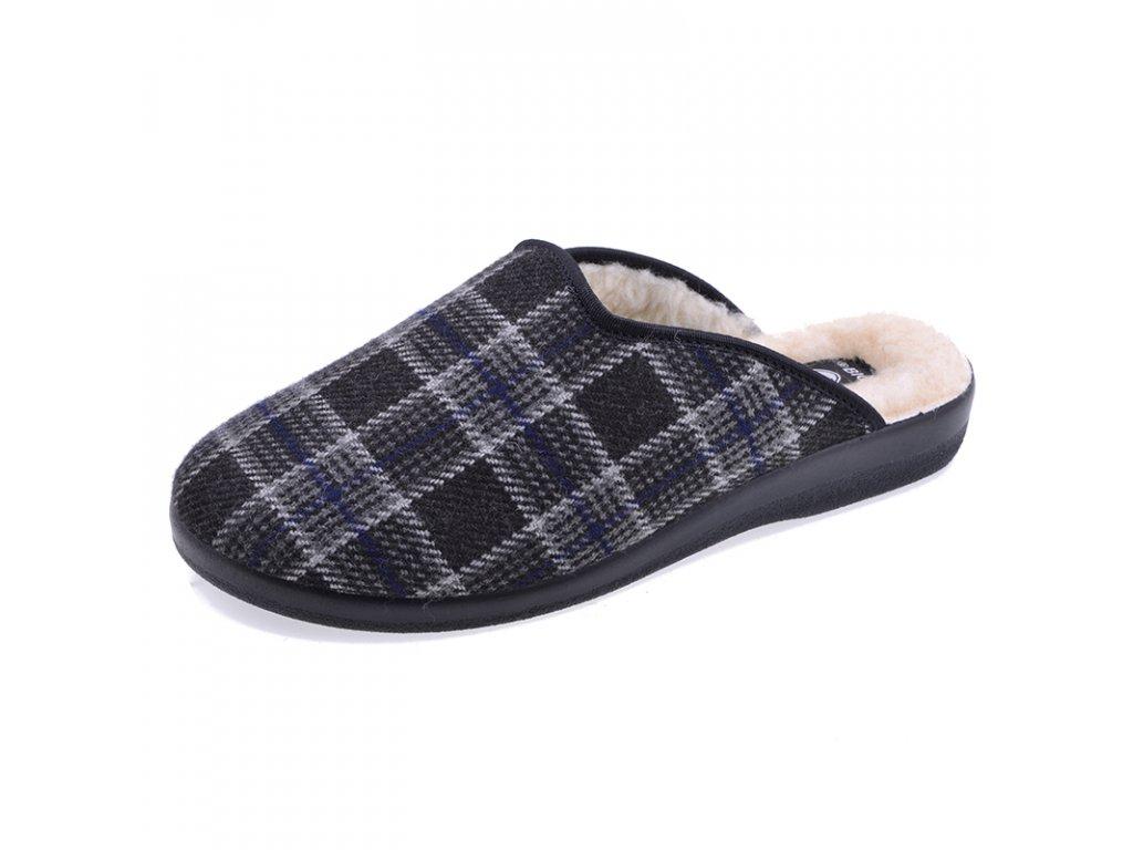 Pánské pantofle Rogallo 4100-015