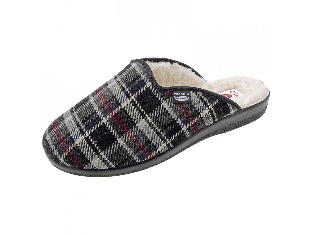 Pánské pantofle Rogallo 4100-016