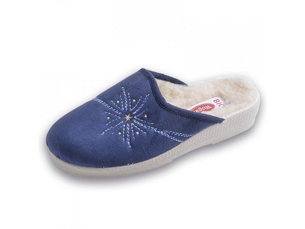 Dámské pantofle Rogallo 3360-101